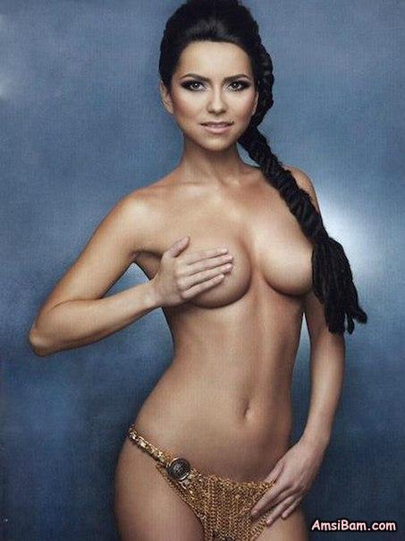 naked pics alexandra Elena