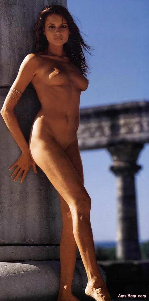 Фото голой любовь толкалины