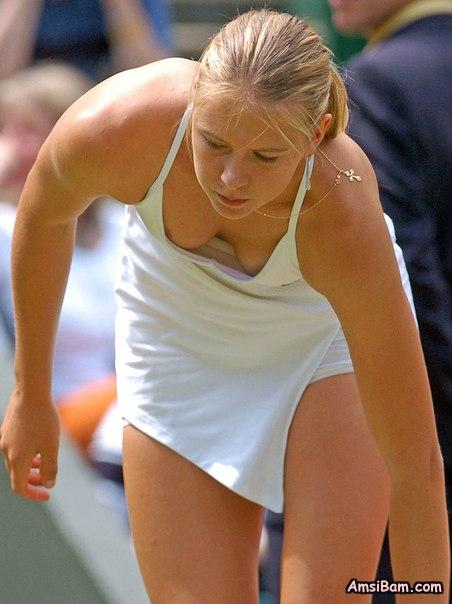 Doble maria sharapova sex