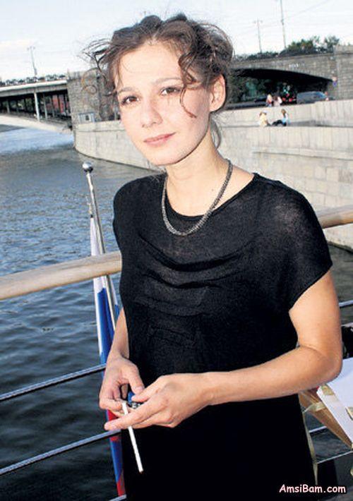 Nackt  Polina Agureeva Category:Polina Agureeva