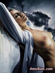 Adriana Sklenarikova Naked