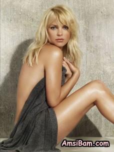 Anna Faris Naked