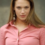 Amanda Righetti Naked