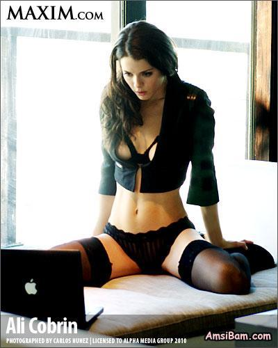 49 Sexy Pictures Of Ali Cobrin Will Prove That She Is One