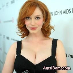 Christina Hendricks Naked