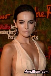 Camilla Belle Naked