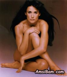 Demi Moore Naked