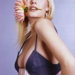 Actress Elisha Cuthbert ca. 2004